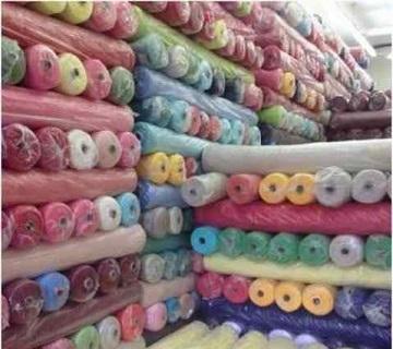 Rolos de Tecido Embalado -